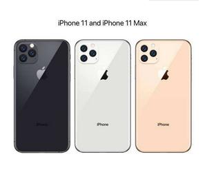 iPhone11系列